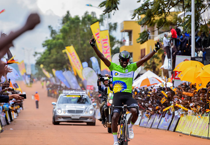 Areruya Joseph wins stage 1