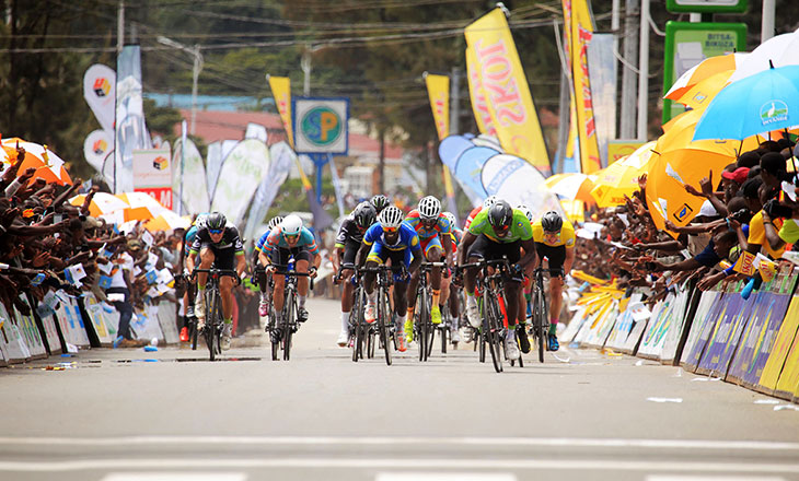 Areruya Joseph wins stage 3