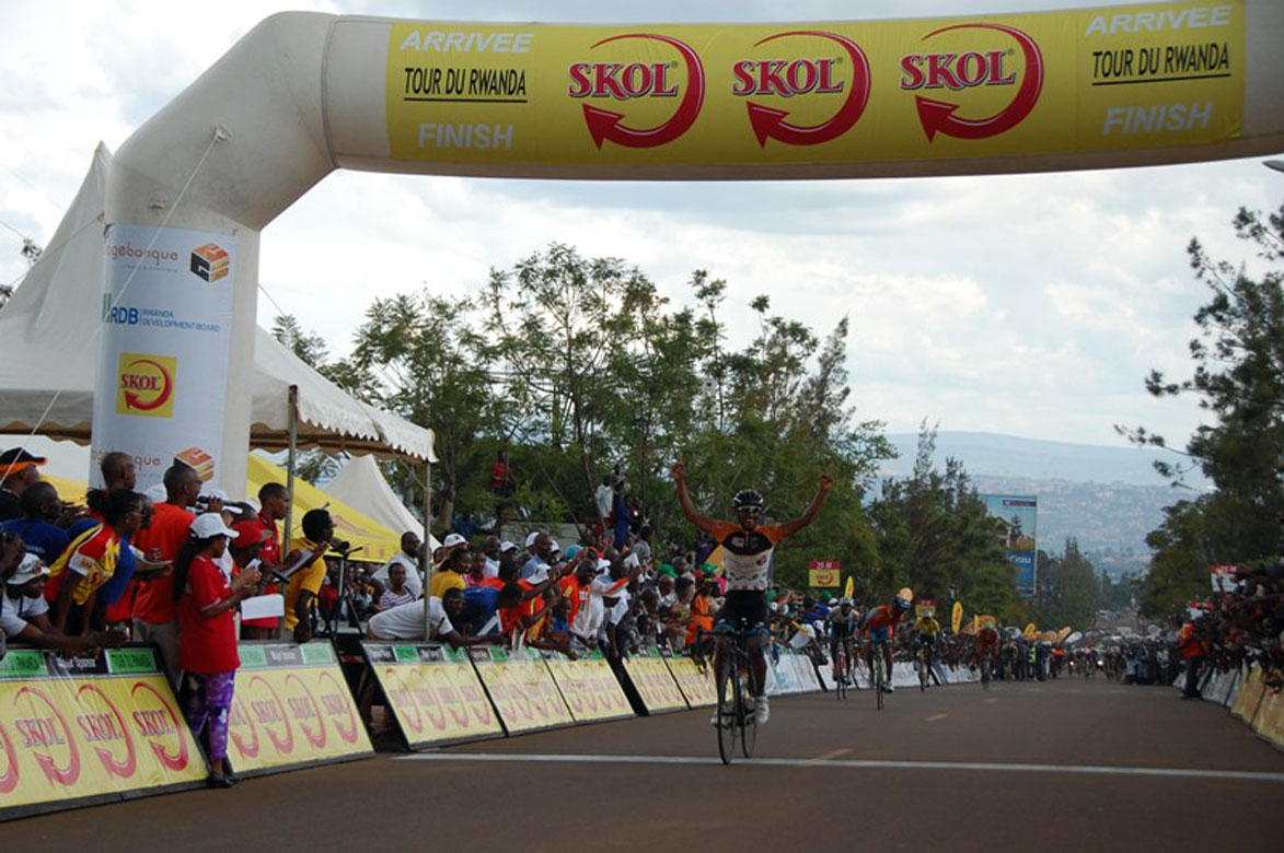 Tour Du Rwanda  Results